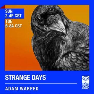 SD055 - Adam Warped (Whiskey Pickle Records)