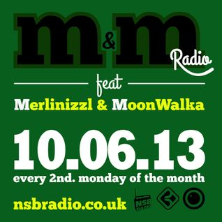 M&M Radio - June2013 - MoonWalka