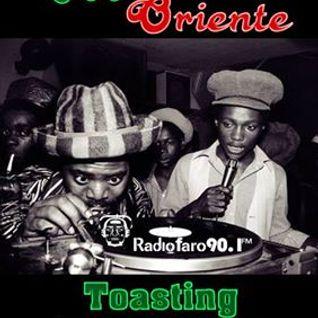 Reggae pal Oriente programa transmitido el día 2 de Junio 2016 por Radio Faro 90.1 FM