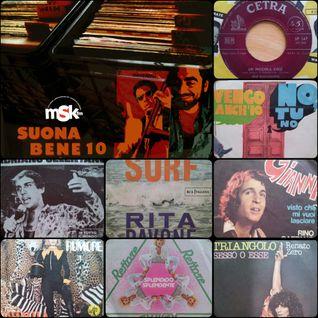 Suona Bene #10 - Italiani Brava Gente (100% vinyl)