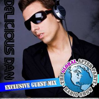 The Global After Party Radio Show 03-10-2012 HR 2 with Delicious Dan