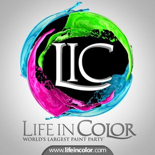 Life In Color 'World's Largest Paint Party' 2014 Promo Mix