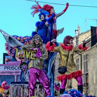 2014 Carnival Mix: Priscilla Queen of the Desert