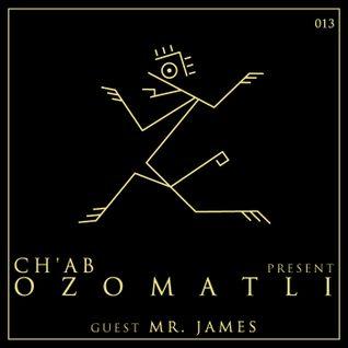 OZOMATLI 013 - Mr. James (Dj set)