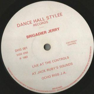 Jack Ruby Hi Fi With Brigadier Jerry . Live Stock Ocho Rios J.A.