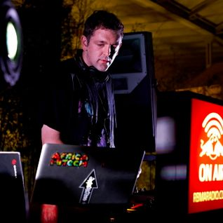 Om Unit B2B Mark Pritchard in Madrid (RBMA 2011) Recorded for RBMA Radio Parts 1 & 2