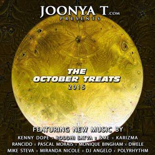 THE OCTOBER TREATS 2015