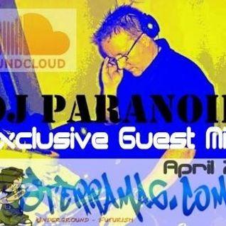 Dj Paranoid<>Deep Atmo dnb<>April 2011<>320Kbps-Tracklisted