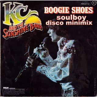 soulboy's disco minimix boogie shoes