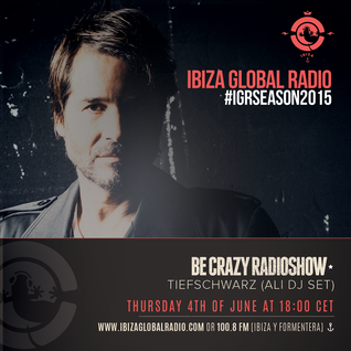 Ali (Tiefshwartz) @ Ibiza Global Radio - Junio 15