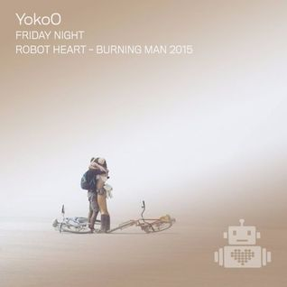 YokoO – Robot Heart - Burning Man 2015