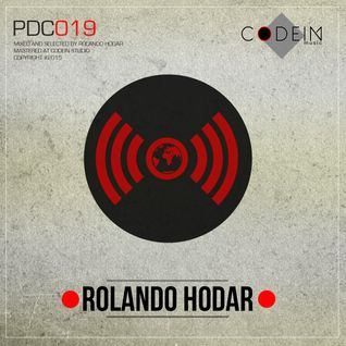 Codein Podcast 019 (Rolando Hodar)