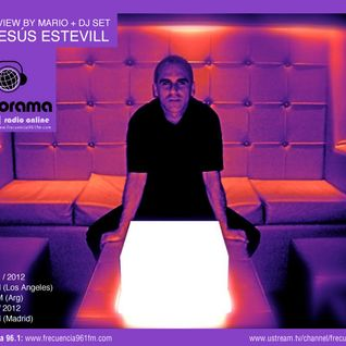 Jesús Estevill Special Dj Set for The Radio Show  ¨DISCORAMA BY MARIO¨(Argentina)