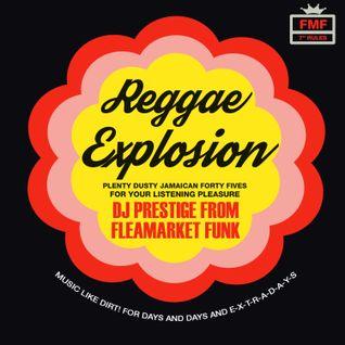 Reggae Explosion: Plenty Dusty Reggae Forty Fives