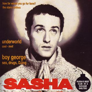 Sasha - Live from Kaos at The Warehouse, Leeds, New Years Eve (xx-xx-1991)