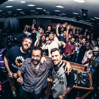 live @ Karak Beats #021 w/ Alexander Nut (Dimensions Launch Party - Dubai)