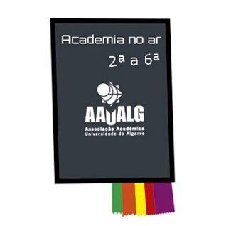 Academia no Ar - 26Out - Entrevista a Funcionária da AAUAlg (01:49')