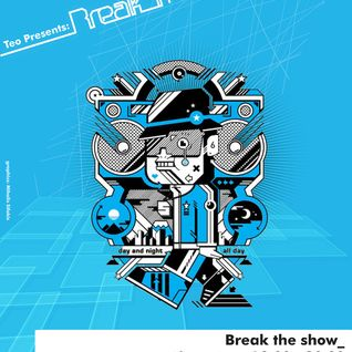 Break The Show #15 30-01-13 | D.I.T. Radio |