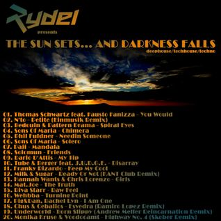 Rydel presents THE SUN SETS... AND DARKNESS FALLS (June 2016)