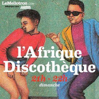 L'Afrique Discotheque • Les Cochons Flingueurs 2016 • LeMellotron.com