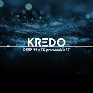 Deep Beats promomix#37 - KREDO