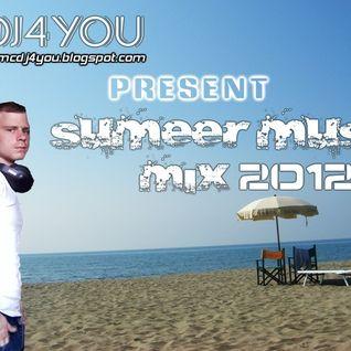 Summer Music Mix 2012
