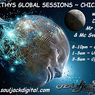 Smithy Global Sessions With MC SvennyB Exclusive to Rou-Radio & Londons Upfrontfm 2nd Nov'12