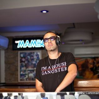 Sunset sessions Live from Café Mambo IBIZA (2011)