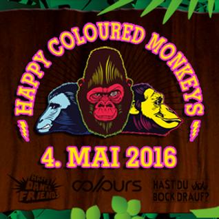 Dominic Banone & Frank Savio @ Happy Coloured Monkeys | Tanzhaus West, FFM (04-05-16) Live Recording