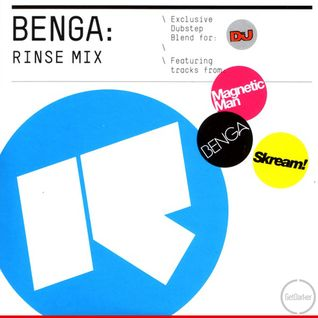 Benga - Rinse Mix - [DJ Mag] -  2008