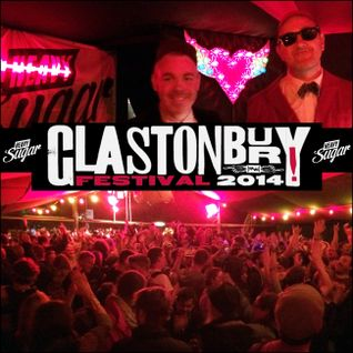 Heavy Sugar DJs – Glastonbury 2014
