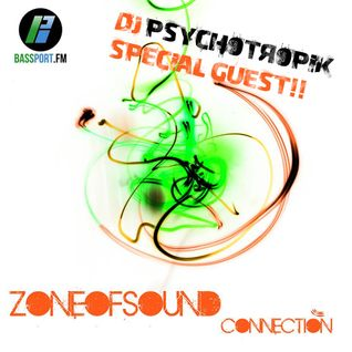 Zone of Sound Connection Vol.3 (Dj Psychotropik Special Guest)