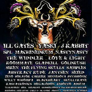 Johnny 5 - LIve at Emissions festival 5.13.2011