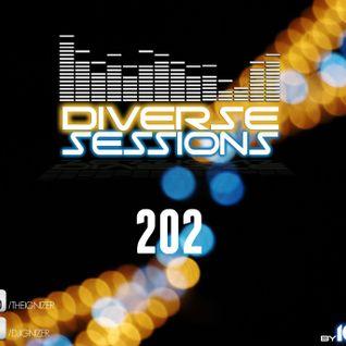 Ignizer - Diverse Sessions 202 Liquidtree Guest Mix