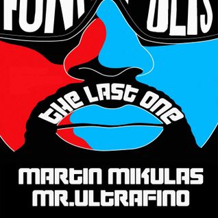 Estereo 21.9.2016 with Martin Mikulas and Mr Ultrafino, LAST FUNKOPOLIS announcement