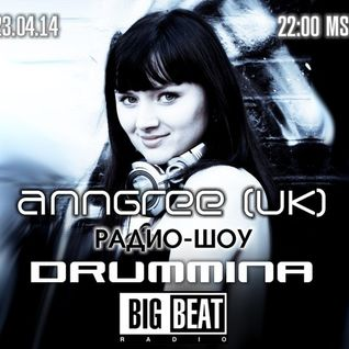 AnnGree @ BigBeat Radio [April 2014]