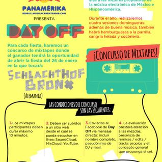 Concurso de Mixtapes Day Off - Sonido Berzerk