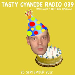 Mad EP - Tasty Cyanide Radio #039 - Sub.FM