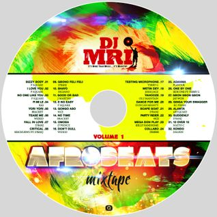 AfroBeats Mixtape - Volume One