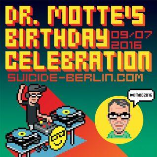 Dr. Motte Birthday Celebration 2016 Podcast