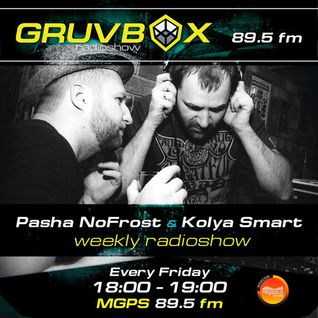 Dmitry Tasker @ GRUVBOX Radio Show 17.03.16