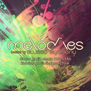Sweet Euphony - Melodies @ Saules Radijas 021 w/ Greg Wonders (2015-03-04)