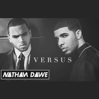 Drake vs. Chris Brown & Tyga - If You're Reading this You're a Fan of a Fan | @NATHANDAWE