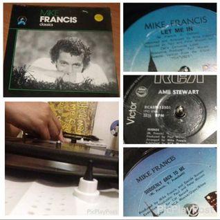 Vinyl Mix Sampler 19 - The Mike Francis Medley
