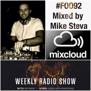 FOO#92 (20/09/13) Mixed by Mike Steva