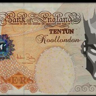 TENTUN-KOOL LONDON (10-10-16) HARDCORE SHOW 91-95