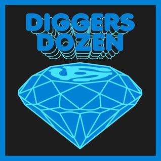 DJ Blue Print - Diggers Dozen Live Sessions (February 2015 London)