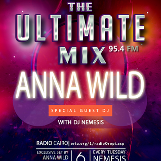 Nemesis - The Ultimate Mix Radio Show (037) 06/10/2015 (Guest Anna Wild)