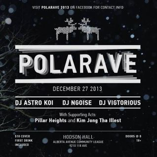 Opening Set @ PolaRave 2013