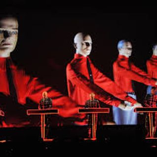 Kraftwerk Minimum -Maximum Live Mix